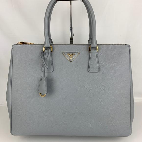 0b85b428d0192d Prada Bags | New Italian Galleria Large Double Zip Tote | Poshmark